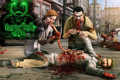 Download Game Android Infected Town terbaru 2016