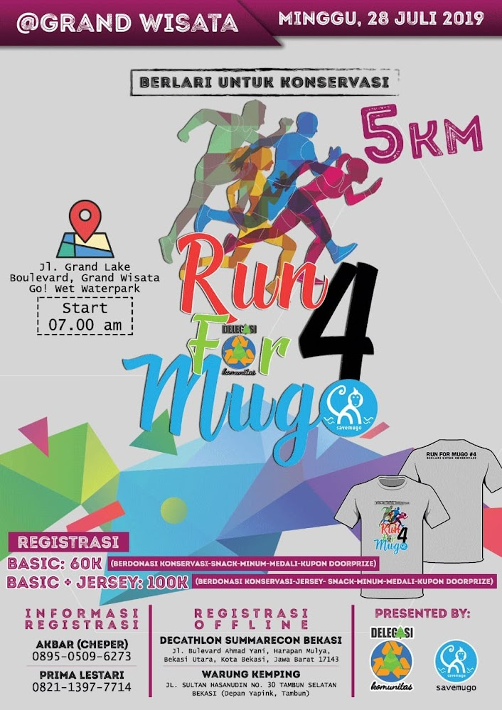 Run for Mugo #4 • 2019