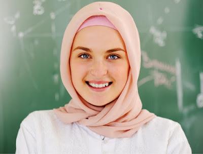 cara-pakai-hijab-bentuk-wajah