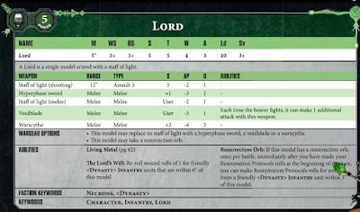 Necron Lord