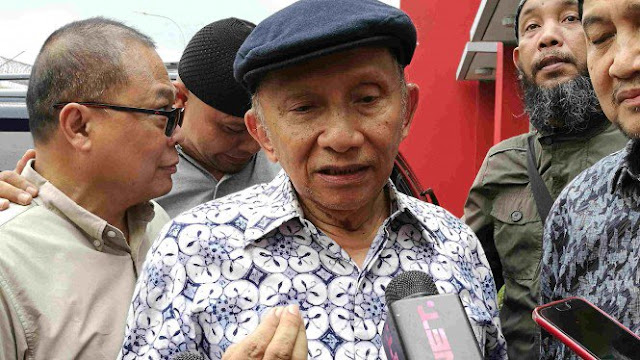 Amien Rais Terkejut Lihat Ahmad Dhani di Cipinang, Kenapa