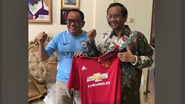 Mahfud Beralih dari Jokowi ke Prabowo? Mantan Ketua MK ini Sebut Ajakan Pindah Fans