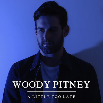 Woody Pitney Unveils New Single 'A Little Too Late'