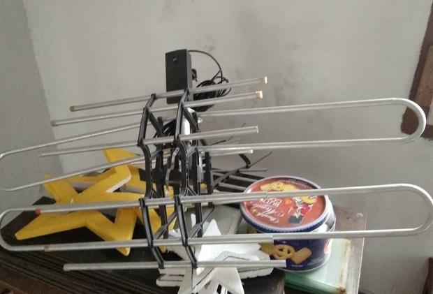 Cara Memilih Antena Televisi Bagus Tipe Antena TV Deret Terbaru 2019