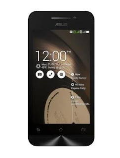 Cara Flash Asus Zenfone 4 Lewat PC (Via Asus Flash Tool)