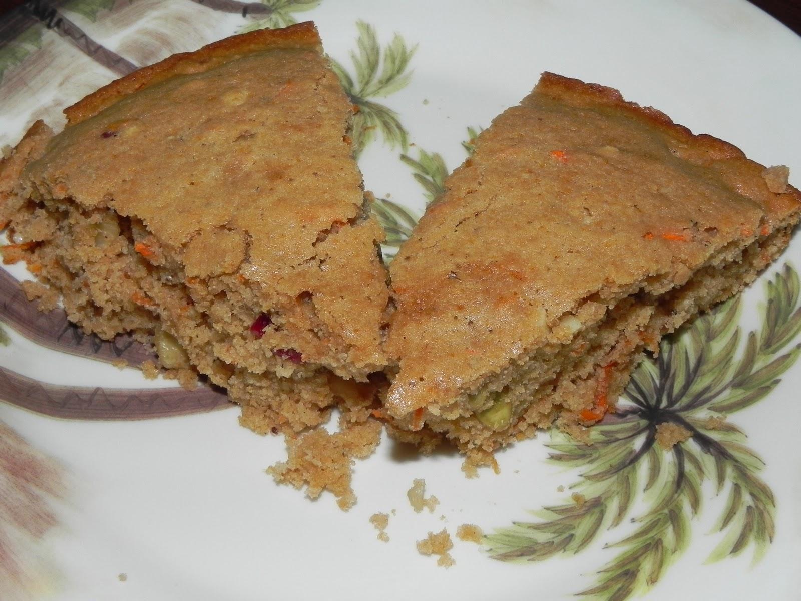 Sugar Free Carrot Cake Recipe Splenda