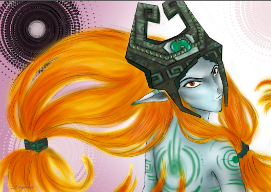 Midna The legend of Zelda /twilight Princess/