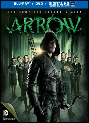 Arrow 2° Temporada (Dual Audio)