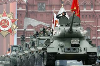 Parade Hari Kemenangan Rusia