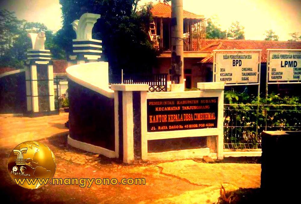 Desa Cimeuhmal, Kecamatan Tanjungsiang