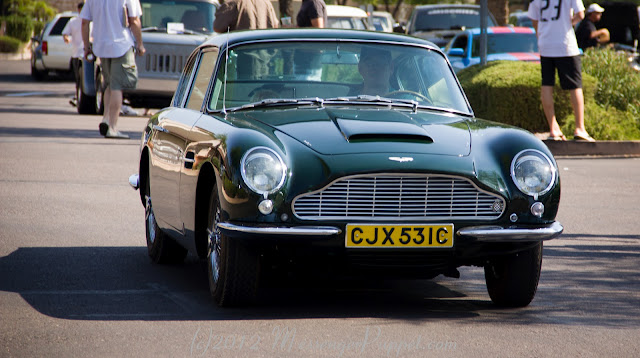 Aston Martin DB6 Superleggera