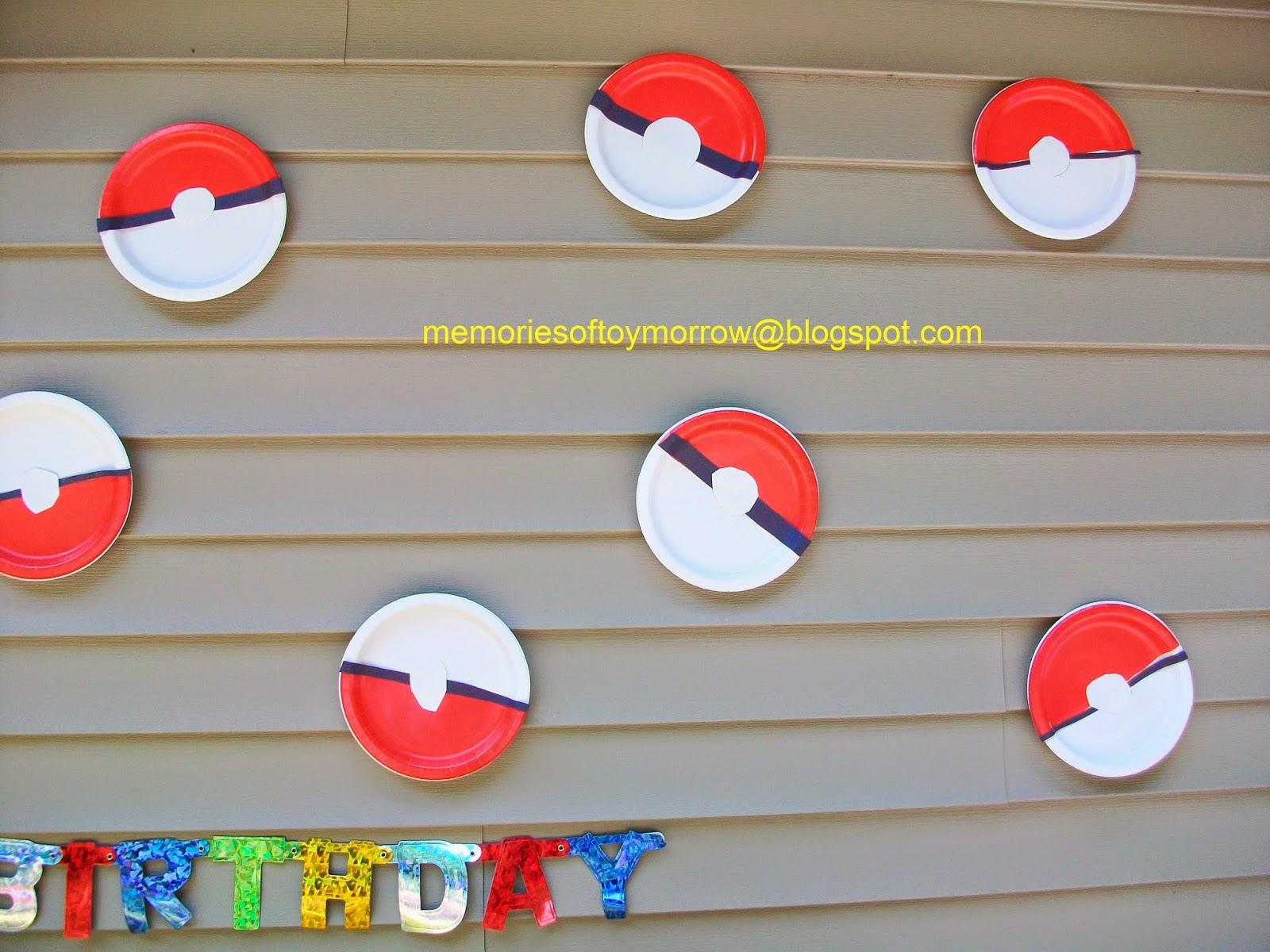 Ainu0027t No Party Like a Pokemon Party !!!  sc 1 st  Memories of Toymorrow & Memories of Toymorrow: Ainu0027t No Party Like a Pokemon Party !!!