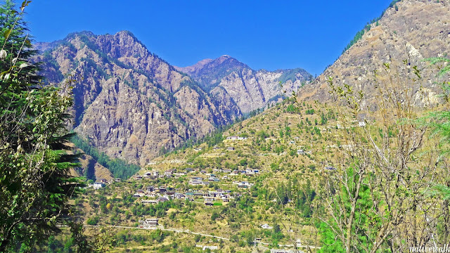 beauty of malana village in parvati valley