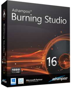 Ashampoo Burning Studio 16.0.7.16 Español Mega