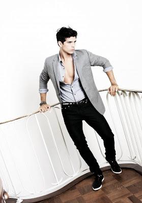 Sexy Model Edílson Nascimento