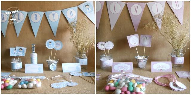 Dise o y decoraci n personalizada para eventos primera - Decoracion comunion en casa ...