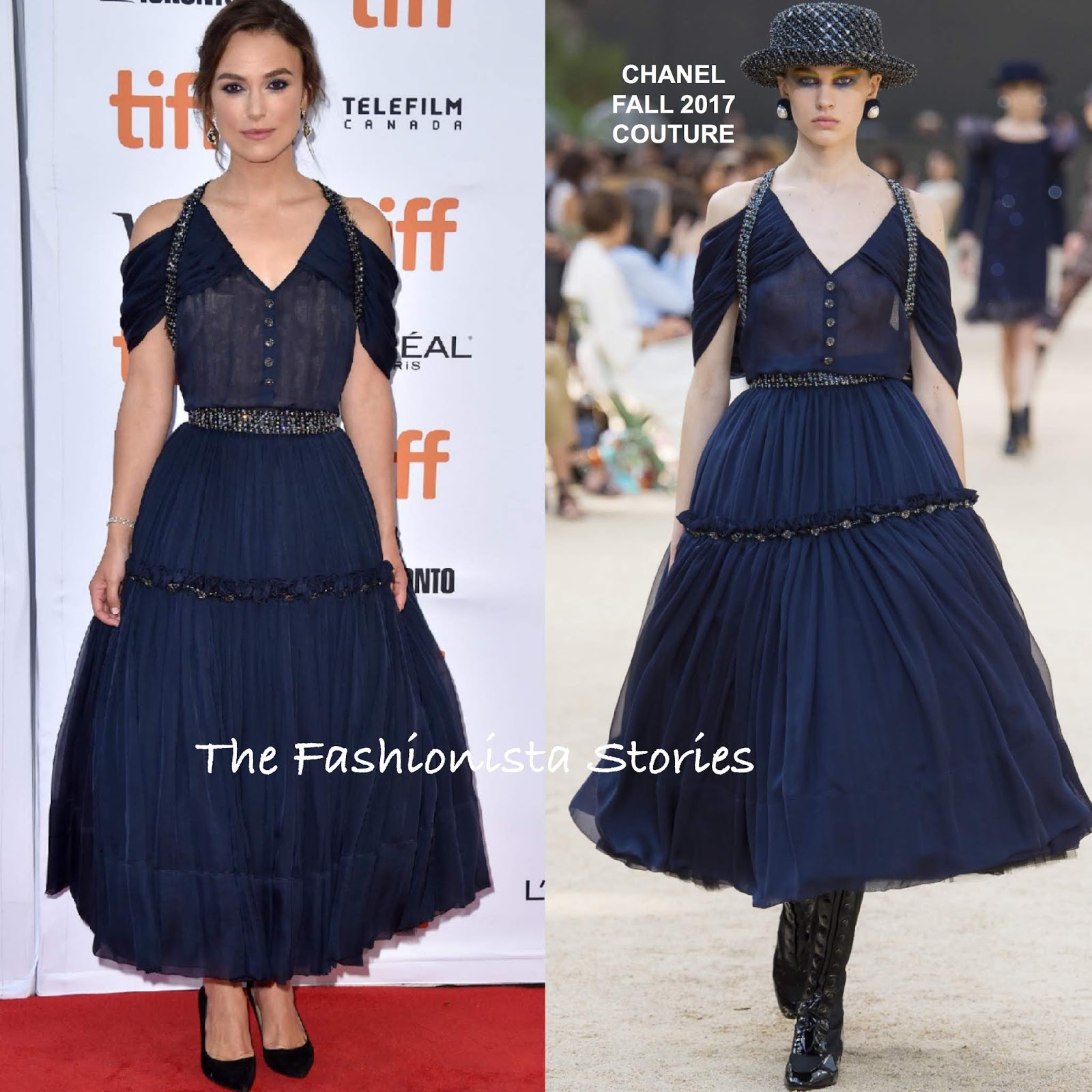 Toronto Film Festival's Best Dressed: Keira Knightley's Double Hit picture
