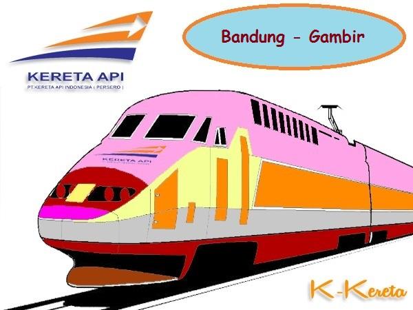 jadwal kai dan harga tiket kereta api bandung gambir jkt terbaru rh k kereta blogspot com
