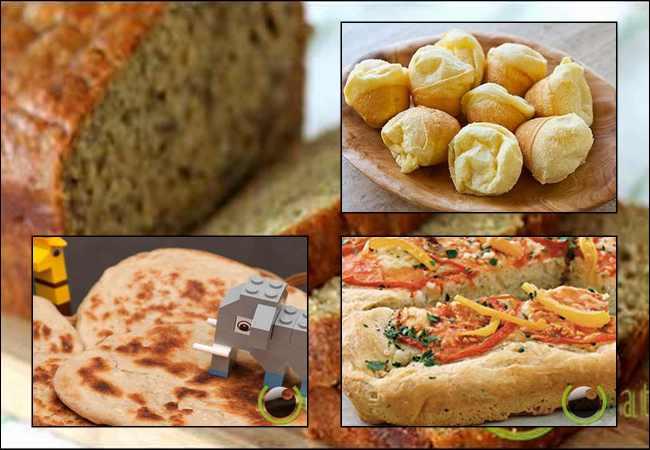 5 Jenis Roti yang paling Enak dan Lezat di Dunia