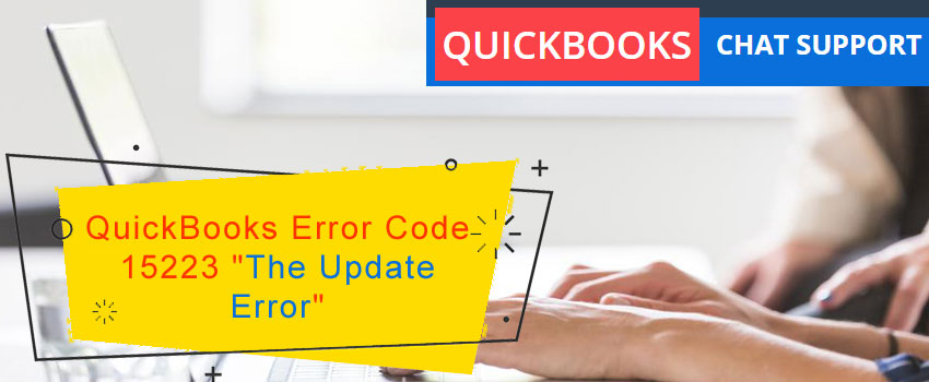 How to Fix QuickBooks Error 15223