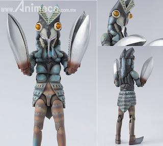 Figura Alien Baltan S.H.Figuarts Ultraman