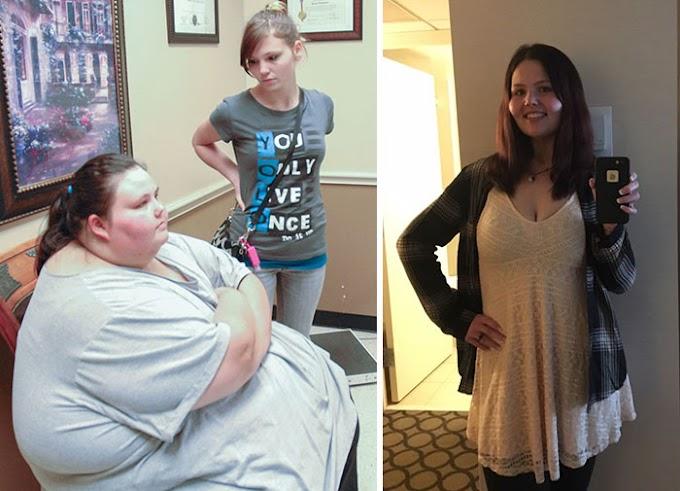 30 Fotos de antes y después de perder peso y los resultados son emocionantes