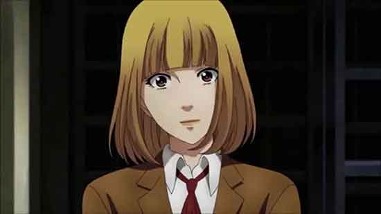 Gambar karakter anime wanita tercantik - Hana (Prison School)