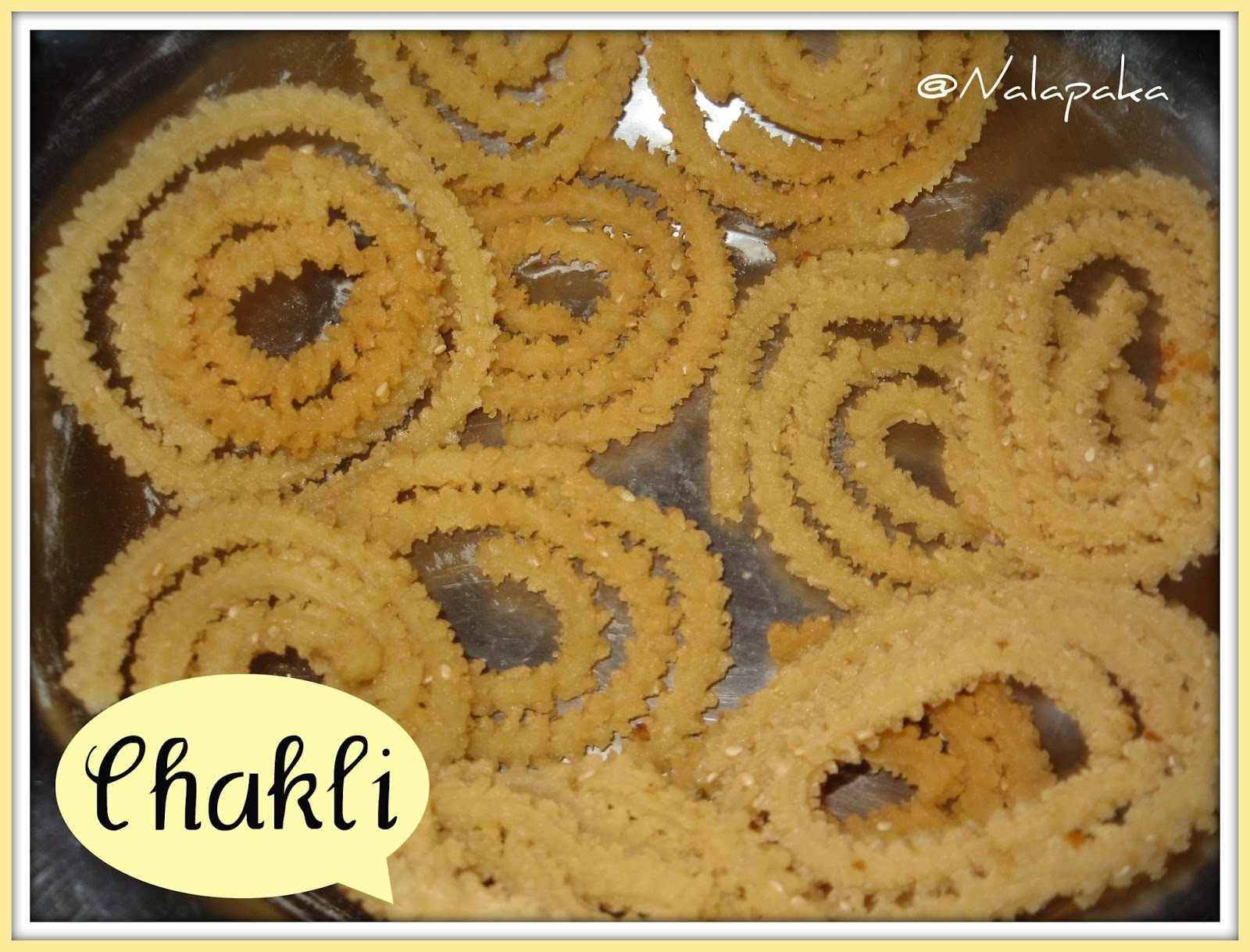 Chakli Recipe Hebbar S Kitchen