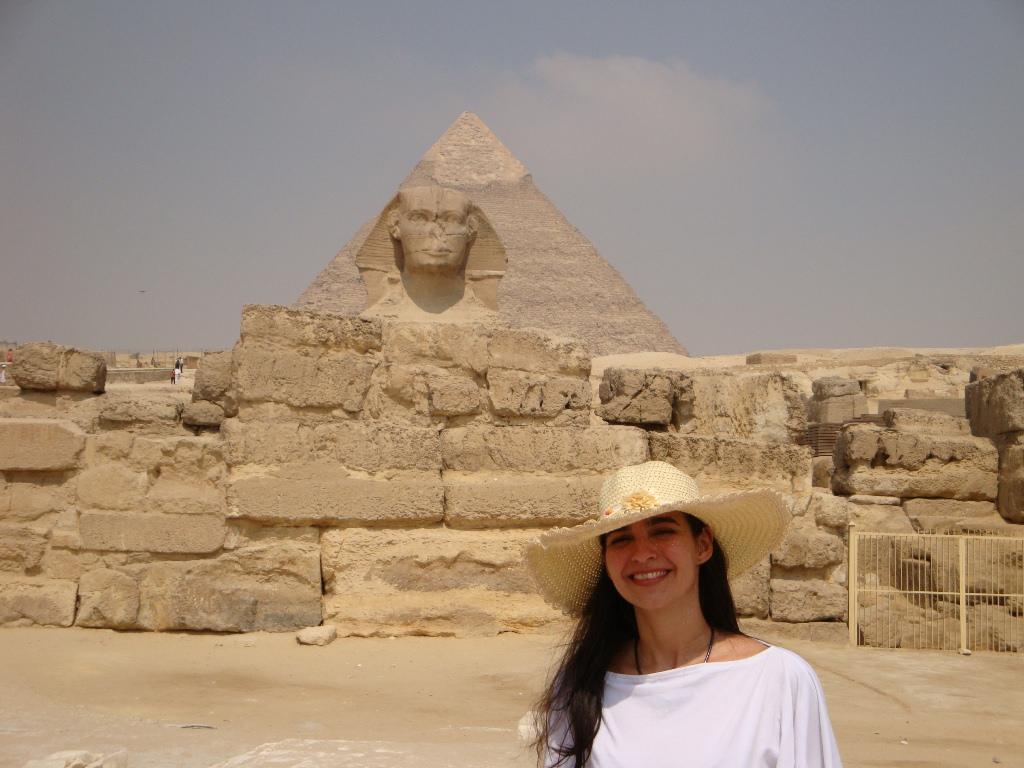 Esfinge e Pirâmides de Gizé