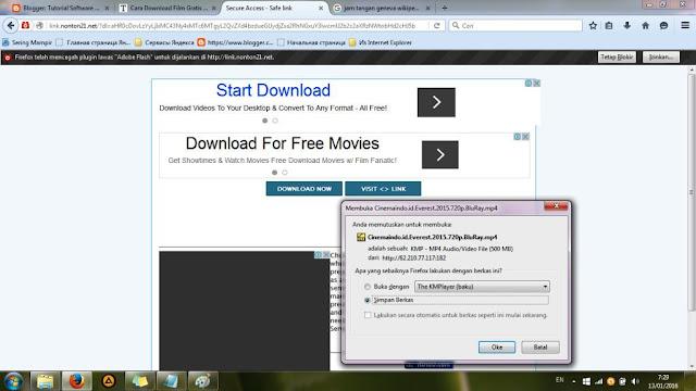 Cara cepat download film di filmbagus21 terbaru