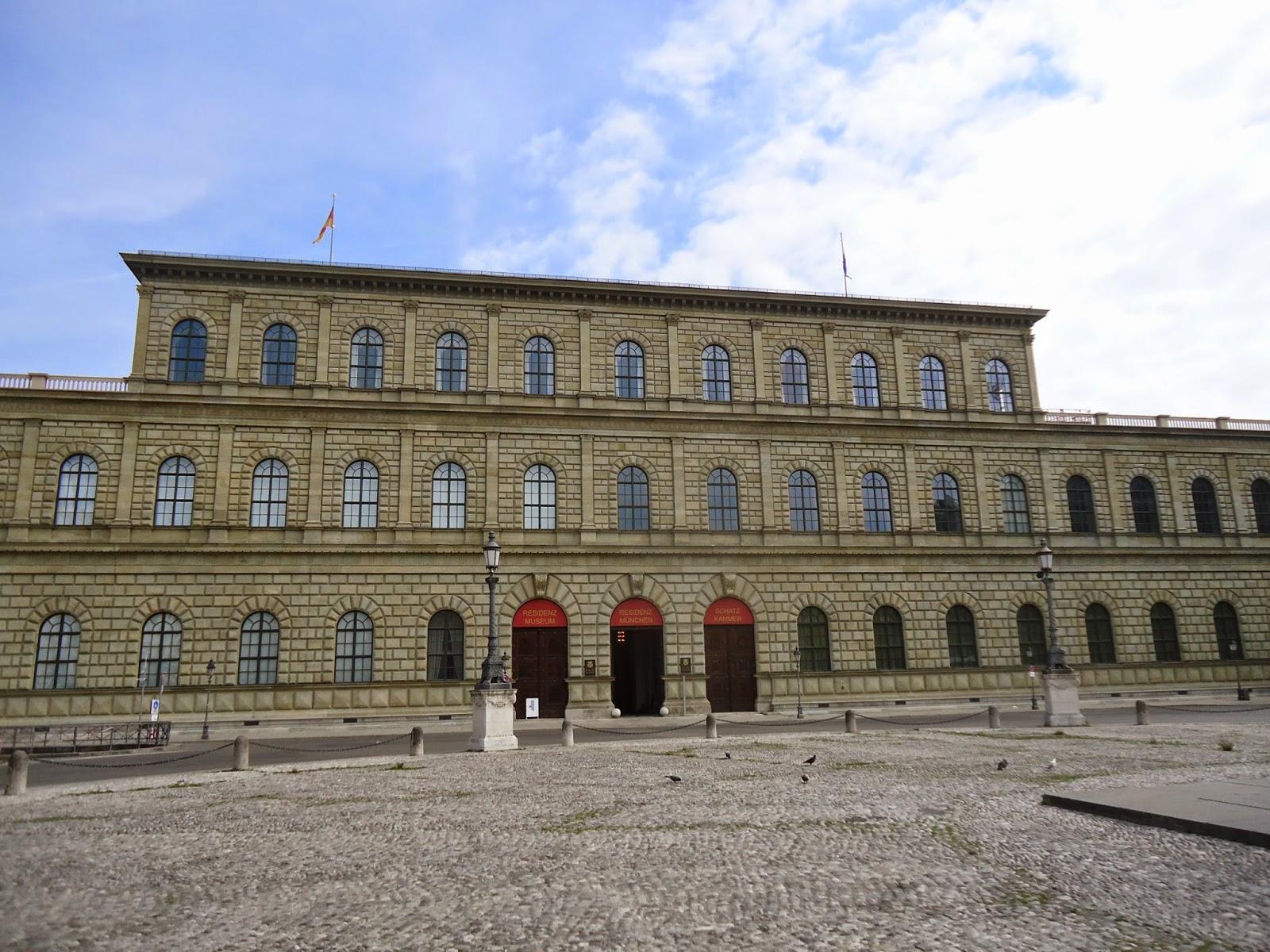 Travel Munich Residenz Bavaria