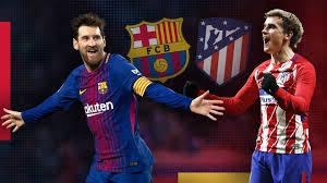 مشاهد- مباراة- برشلونة-واتلتيكو-مدريد- بث- مباشر- يوتيوب