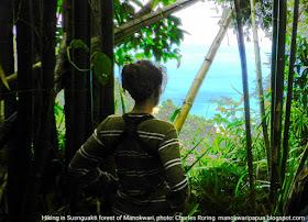 West Papua rainforest tour