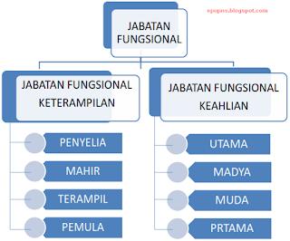 jabatan fungsional PNS dalam ASN