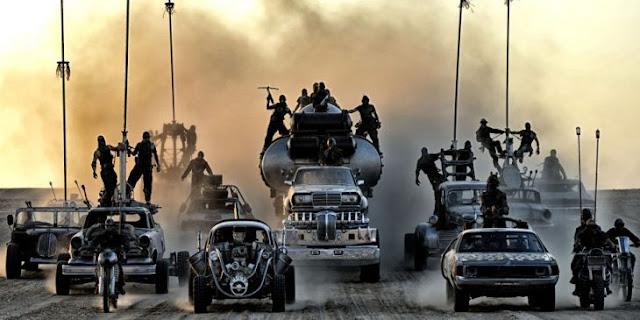 Padre transforma autos de sus hijos al estilo de 'Mad Max'