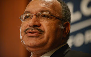 PNG PM O'Neill salutes resource sector