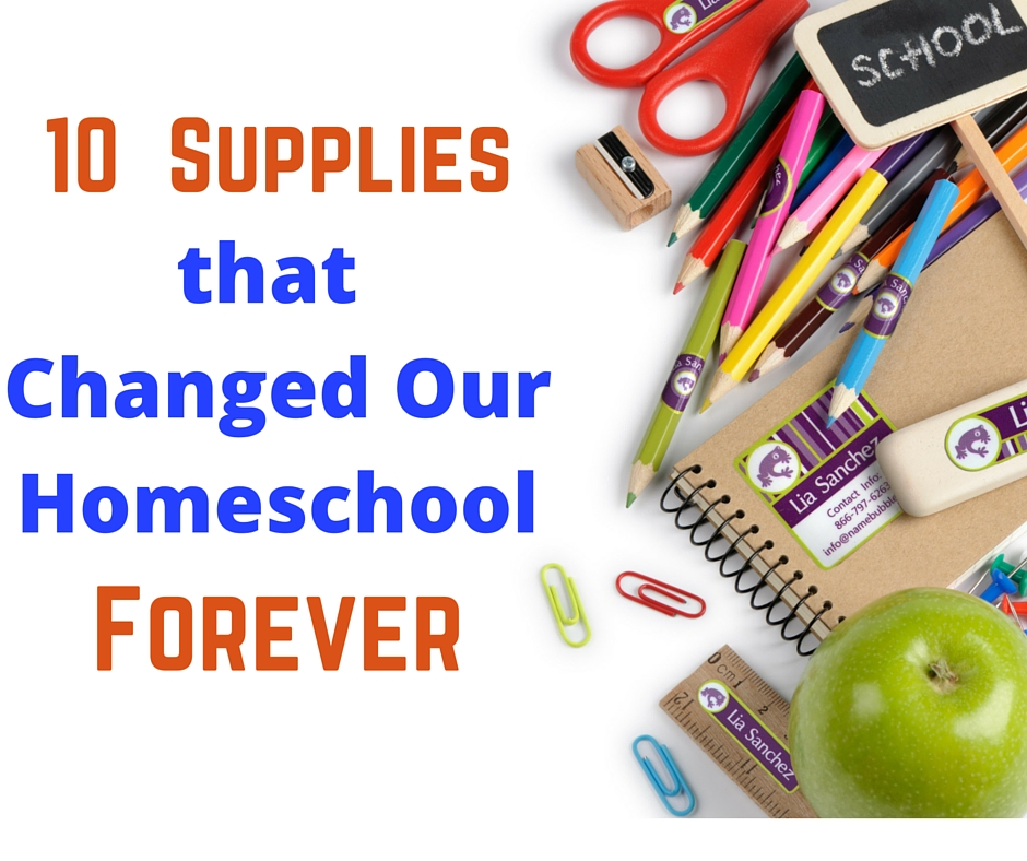 homeschool-supplies