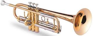 Alat Musik Tiup Trompet