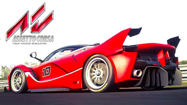 ASSETTO CORSA READY TO RACE-RELOADED