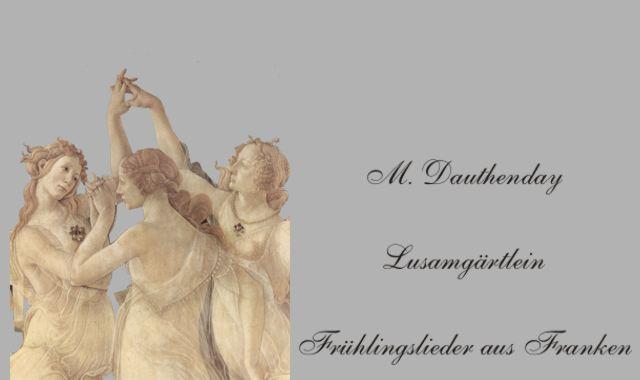 3 tanzende Frauen-Max Dauthenday