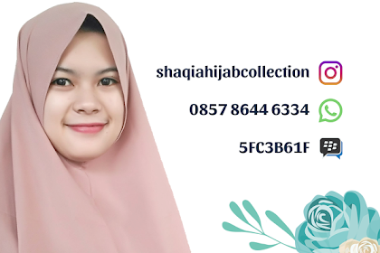 Desain Stand Banner Hijab