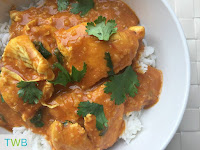 CHICKPEA AND CHICKEN CURRY (DAAR)