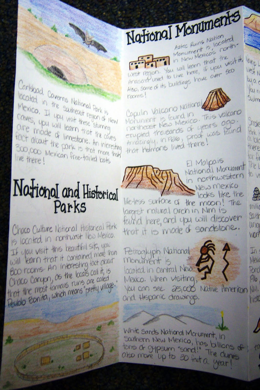 The Inspired Classroom State Brochure