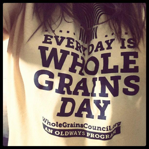 Whole Grain Sampling Day