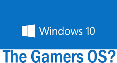 Windows 10 OS Terbaik Gamer