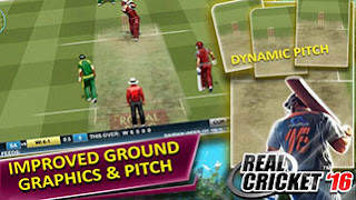 Real Cricket ™ 16 Android