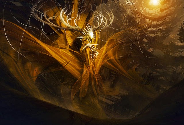 rei amarelo, curta de terror, vídeo