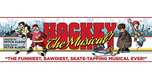 Hockey The Musical Giveaway, Metro Detroit