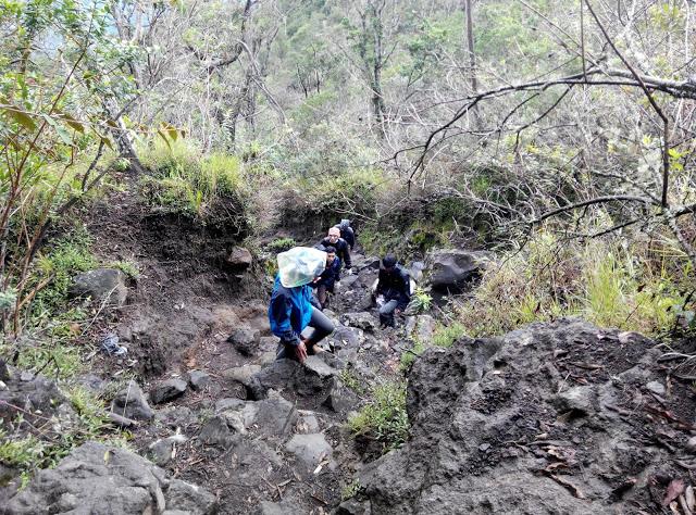Track Menuju Sanggabuana II