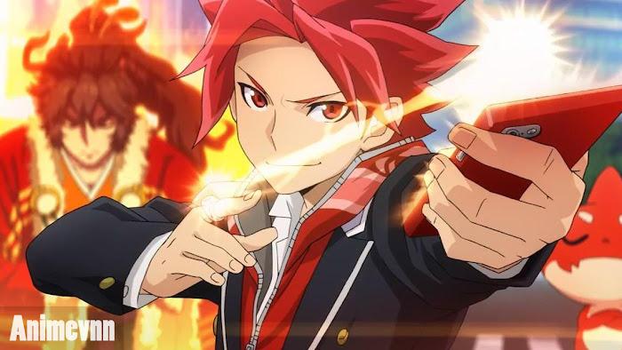 Ảnh trong phim Monsuto Anime: Kieyuku Uchuu-hen 1